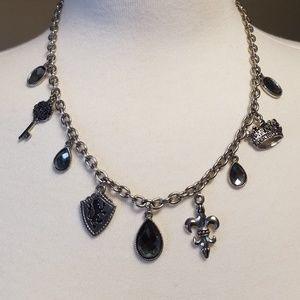 Jewelry - Mardi Gras themed necklace